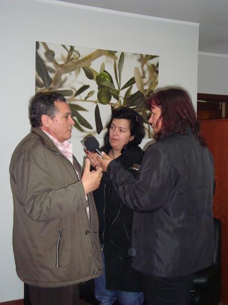 Ramiro Mascarenhas INRB interview
