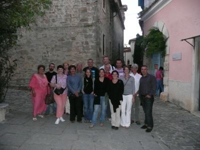 Photo of Flock-Reprod Consortium in Croatia