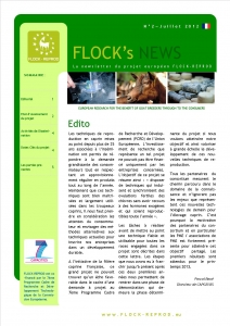 FLOCK's NEWS N°2
